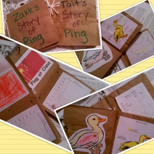 Our Paper Bag Books...